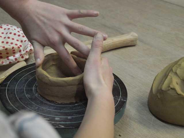 一日体験陶芸