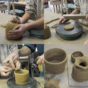 体験陶芸・陶芸教室